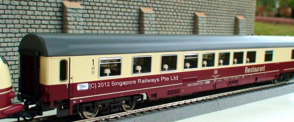 Singapore Railways Pte Ltd || Model Trains || Garden Trains