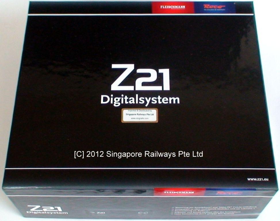 Z21 box